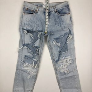 One Teaspoon Jeans - One by One Teaspoon Awesome Baggies Jeans